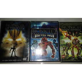 Dvd Video Lego Bionicle Usadito