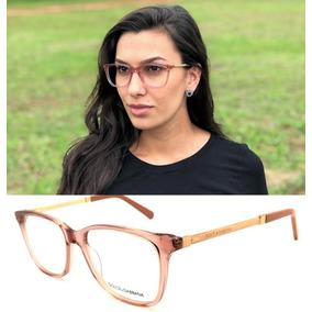 f6f5891149b94 Armação Oculos Grau Original Dg3126 Feminino Gatinho