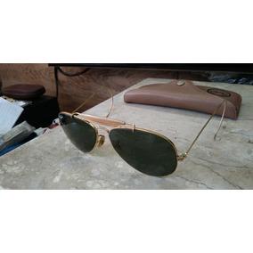 2d3343e4a Oculos Rayban Cacador Antigo Original - Óculos no Mercado Livre Brasil