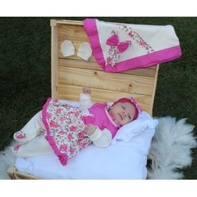b31c2c9d26448 Kit Saida Maternidade Linda Rosa - Bebês no Mercado Livre Brasil