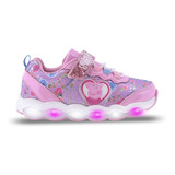 Zapatillas Con Luces Peppa Pig Footy 958 959 Mundo Manias