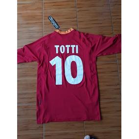 Camiseta Roma Totti 2017 - Camisetas en Mercado Libre Argentina 33a754cc53d9b