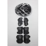 Kit Radical Proteção Completo P Bel Sport - Esportes e Fitness no ... b564b5b029