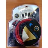 Kit De Instalación Calibre 4 Steelpro Con Accesorios Link-4