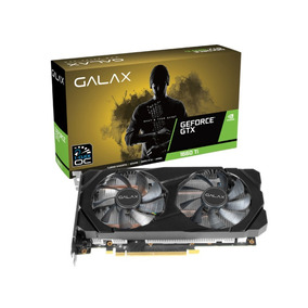 Placa De Vídeo Galax Geforce Gtx 1660ti 6gb Gddr6 192bit