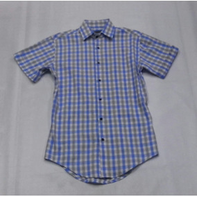 Camisa Firho Cyan