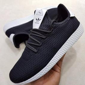 uk availability 44370 70aa8 Tenis Zapatillas adidas Pharrel Williams Hu Para Hombre