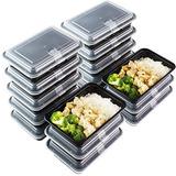 Envases De Preparacion De Comida Chefible Paquete De 16 Un S