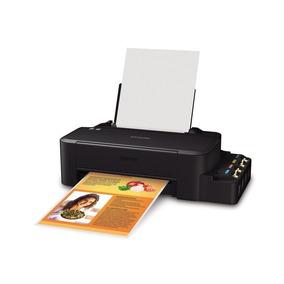 Impresora Epson L120 (cmyk) Sistema Continuo De Tinta