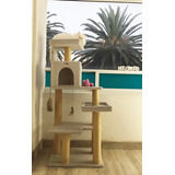 Casa Torre Original Petco Juguete Gimnasio Gato
