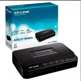 Modem Tp-link Adsl2+modem Td 8616 Banda Ancha Internet