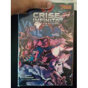 Crise Infinita Batalha Pelo Multiverso Vol 1 E 2 Frete Gráti