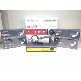 Kit Standalone Dvr 8 Canais Full Hd + 4 Câmera Hd 1080p