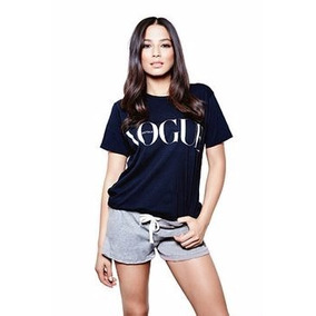 Blusa Tamanhos Nobres Feminina Plus Sized Mulheres Vogue