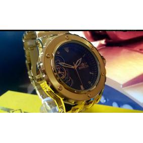 Relógio Invicta Subaqua Sol E Lua 100% Funcional