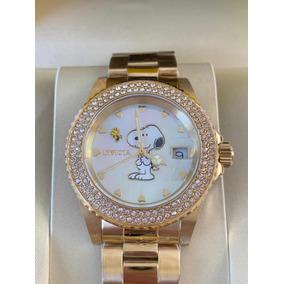 Reloj Snoopy Invicta Mujer