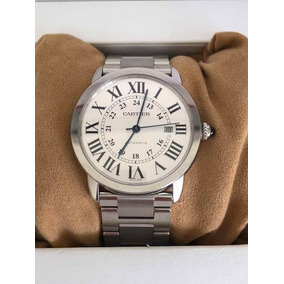 Relógio Cartier Ronde Solo Xl 42mm