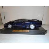112 De Maisto Escala 1992 Jaguar Xj220 Metal Troquelado