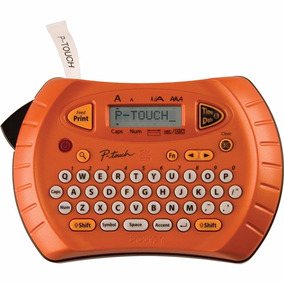 Impressora Etiquetas Rotuladora Pt-70 P-touch Brother