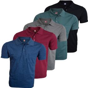 471a1dacb Camisa Polo Masculina - Pólos Manga Curta Masculinas no Mercado ...