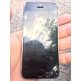 iPhone 5s 16g Retirar Peças Original Imperdivel