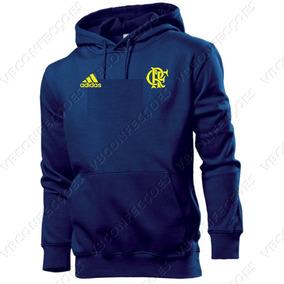Blusa Moleton Casaco Flamengo Crf Futebol Estampado b1bfce48f85ba
