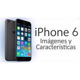 Iphone 6 De 16gb Liberados Eq. De Exhibición + Cristal Temp