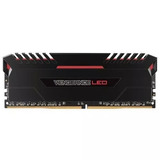 Memoria Ram Corsair Vengeance Led Ddr4 Red 2x8gb 2666 Mhz Pc
