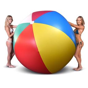 Pelota De Playa Inflable Gigante Gofloats Juegos Albercas a5e47b352ea1