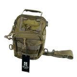 Mini Mochila Tática Transversal Evo Tactical Shoulder Bag