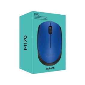 Mouse Logitech Sem Fio M170