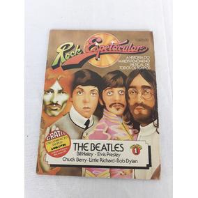 Revista Rock Espetacular Elvis Beatles