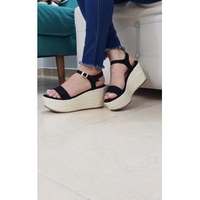 Bellas Sandalia Plataforma Alta Nueva Moda Estilo