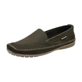 Sapato Sapatenis Sapatilha Maculino Casual Costura Verde Mil
