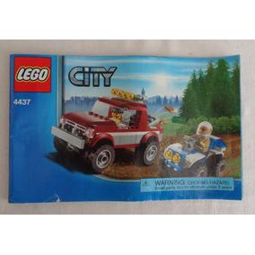 Lego Catálogo 4437 City Brinquedo N°13