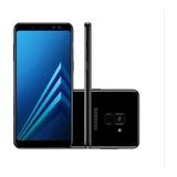 Samsung Galaxy A8+ 2018 A730f/ds 64gb Dual Original Vitrine