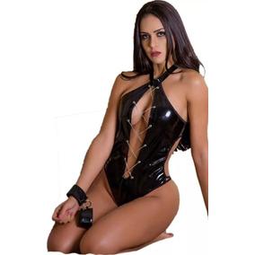 dd17aae06 Fantasia Erótica Body Sexy Acorrentada E Algema G. Veneno