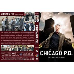 Chicago Pd - 5ª Temporada Completa Dublado