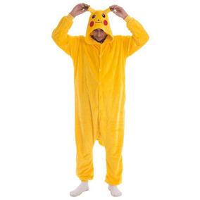 Pijama Kigurumi Pikachu Rio Grande Do Sul - Roupa de Dormir no ... d0f4e05b45a43
