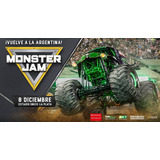Entradas Monster Jam 2018 Sector A29 Más Pit Party Solo 3