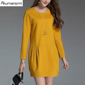 2c4203ac7 Vestido De Fiesta Cortos Charros - Vestidos de Mujer Amarillo en ...