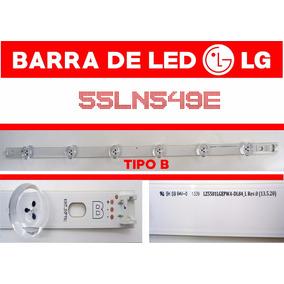 Barra De Led Lg 55ln549e Lz5501lgepwa-dl84-l