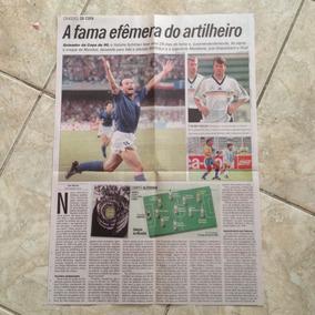 Jornal O Globo Craque Da Copa 15 Matérias