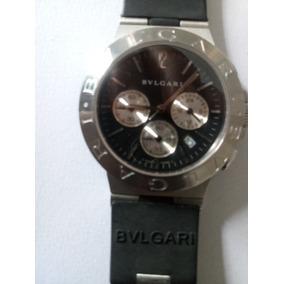 eecda605d11 Relogio Bvlgari Original Sd38s L2161 - Relógios no Mercado Livre Brasil