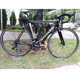 Bike Speed Cannondale Optimo Preto Aluminio Tam 54