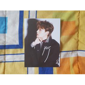 Kpop Exo Postcard Chen Don