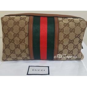 Necessaire Masculina Gucci - Calçados, Roupas e Bolsas no Mercado ... 91000c15bb