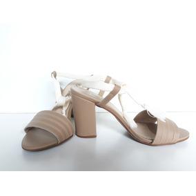 af630fe5bd Sandalia Saltinho Quadrado Feminino Sandalias - Sapatos no Mercado ...