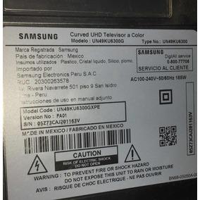 Repuestos Samsung Un49ku6300