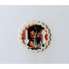 Tazos Dragon Ball Z Spiner Evolution Coleção Elma Chips